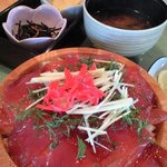 志摩のうまいもん処 味福 - てこね寿司800円