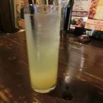 トンマッコル - ゆず茶(冷)