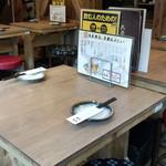 鳥良商店 - テーブルセット