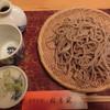 松月庵 - 料理写真:田舎そば