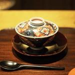 63261954 - 穴子茶碗蒸し