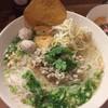 ちょんぷーや - 料理写真:トムヤム汁そばさっぱり細麺(大盛り)