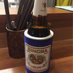 ちょんぷーや - シンハービール