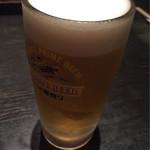 万作 - ビール