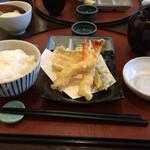 63268159 - 天ぷら膳(一皿目)