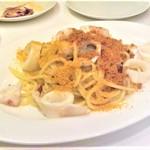 ラ・バイア  - カラスミのスパゲッティ