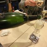 Kado-no-Casshiwa - こぼしワイン