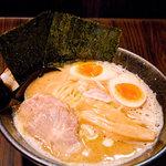 カッパベイビー - ラーメン(魚介)|650円