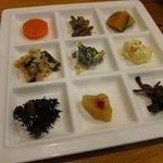 LOHAS - 野菜の9種前菜