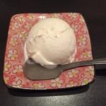 もん善別館 - アイスクリーム