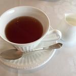 レストラン ル・クール神戸 - 紅茶
