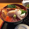 船八すし - 料理写真:ランパス利用 よくばり海鮮丼