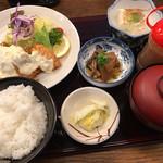 あかり家 - 料理写真:チキン南蛮定食