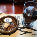 五頭の山茂登  - アイスコーヒー