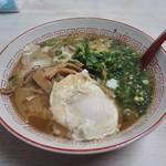 大阪屋 - 料理写真:玉子ラーメン