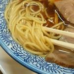 ぶたコング - 細麺ストレート