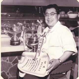 創業者西岡照雄は東京オリンピック選手村料理総監督を務めました