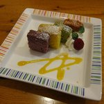 LOHAS - 野菜ケーキ