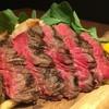 ボッカ - 料理写真:ヘルシーな赤身(200g)を、ジューシーにグリル。ポテトもついて食べ応え抜群!当店人気の一品です。