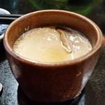 ゆたか寿司 - ゆたか寿司 茶碗蒸し