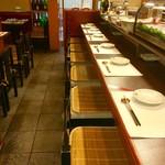 先斗町 たばこや - カウンターは8席。お待ちしております!