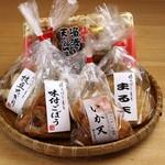 ねり天・瓦そば 味のかけ橋 - 料理写真: