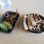 肉よも亭 - 食べ放題②