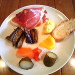 ポポラーレ - ポポラーレランチの前菜