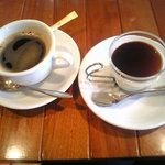 ポポラーレ - 食後のコーヒーとドルチェ