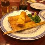 中国料理 小花 - 春巻き