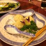 中国料理 小花 - 焼きショウロンポウ