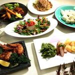 和食ダイニング・白鷺亭 - モモコース内容
