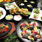 和食ダイニング・白鷺亭 - ハナミズキコース内容