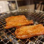 アシダヤ - 味噌上タン 1200円
