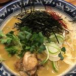 63293985 - 牡蠣拉麺