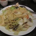 青葉 - 什景炒麺(五目焼きそば)1050円+Tax