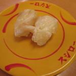 スシロー - つぶ貝100円
