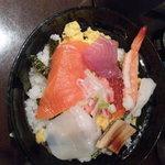 海鮮丼専門店 若狭家 - 渋谷ハチ公丼でございます