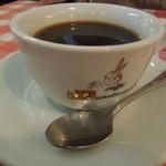 ピッツェリア キアッキェローネ - コーヒー