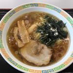 全日本海員生活協同組合 - 料理写真:ラーメン