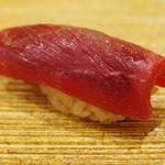 鮨 鈴木 - 鮪赤身