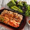 JIJIMI GO - 料理写真:熟成生サムギョプサルセット