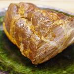 肉のたかさご - 焼豚
