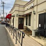 ブーランコ - お店の入口