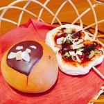 ブーランコ - チョコボールと五平餅