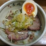 63313247 - 炙り焼豚丼