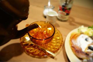 シンパティカリモーネ - ムジカのアフリカンジョイティ(ポット出し) ¥408