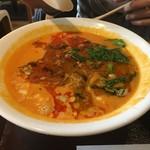 龍園 - 担担麺ハーフ