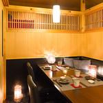 蕎麦・鮮魚 個室居酒屋 へぎ蕎麦 村瀬 - 【6~12名様個室】