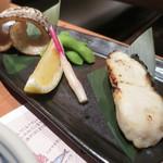 平八亭 - 焼き魚味比べ